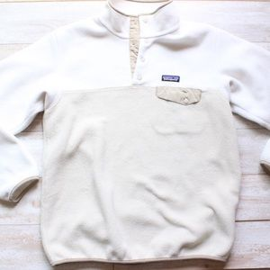Womens Patagonia Synchilla Pullover Sweater